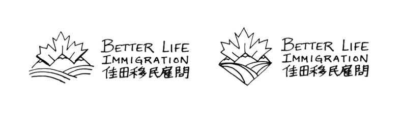 BLIC Logo Sketches - 3rd Round
