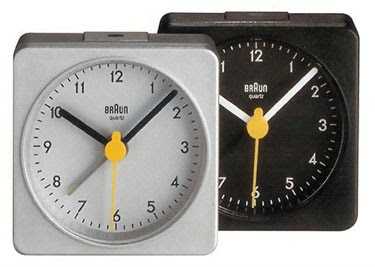 Dieter Rams Alarm Clock