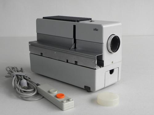 Dieter Rams Projector