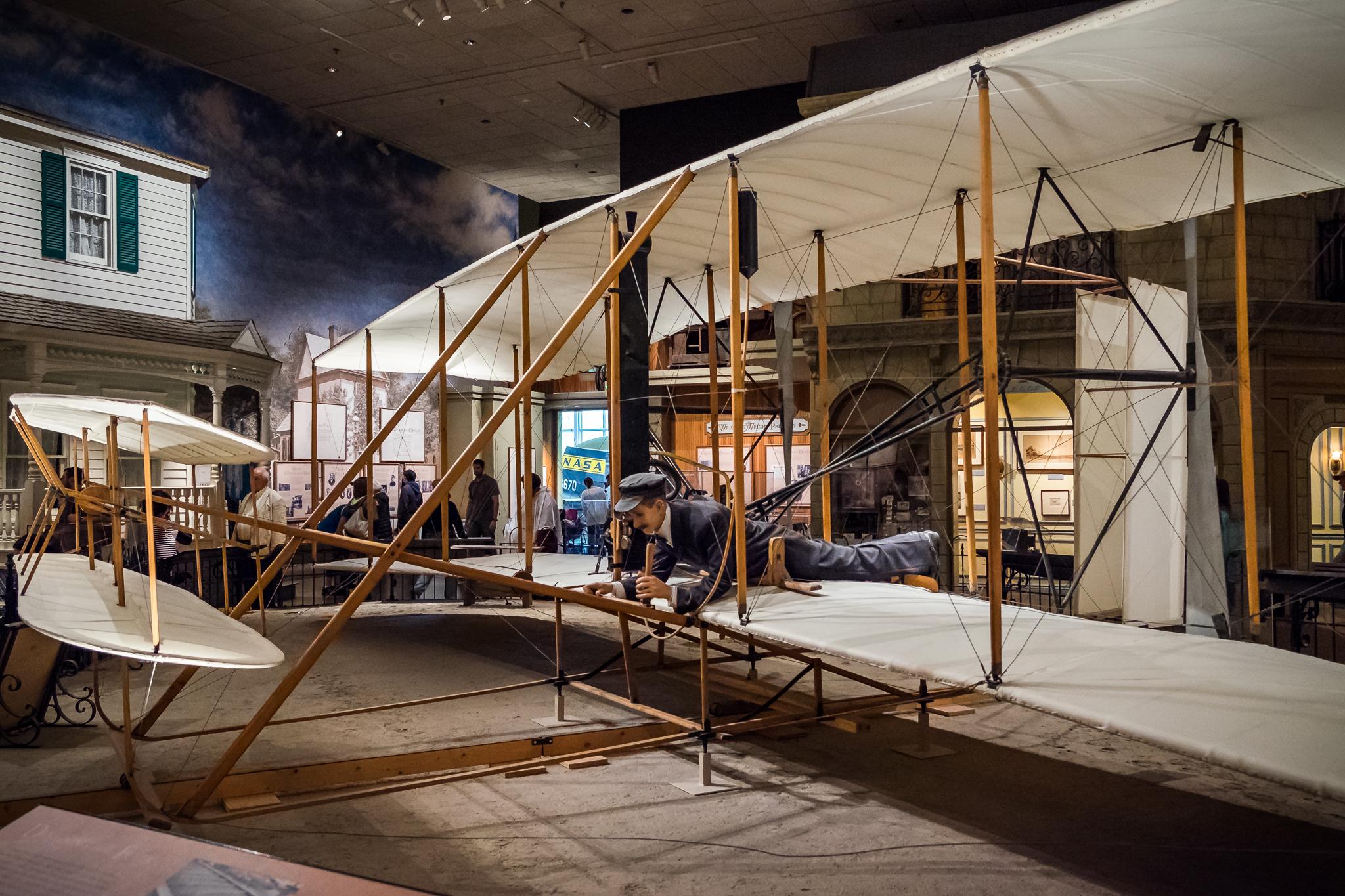 Frank Lloyd Wright glider