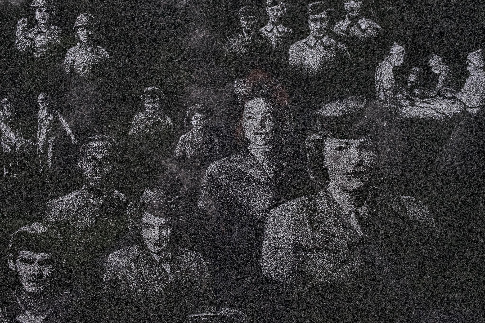 Korean War Memorial Mural